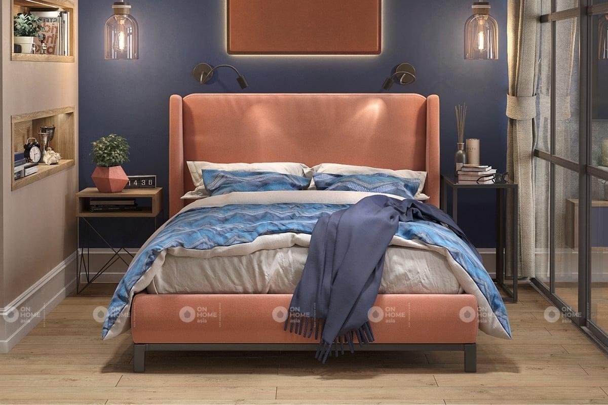 Phòng ngủ với thiết kế hiện đại và đẹp mắt