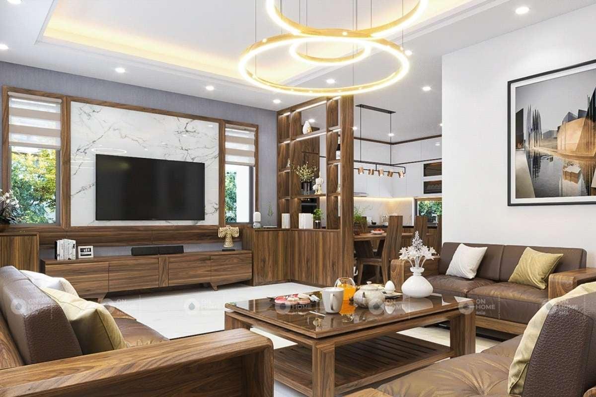 Các sản phẩm nội thất được làm từ gỗ cao cấp