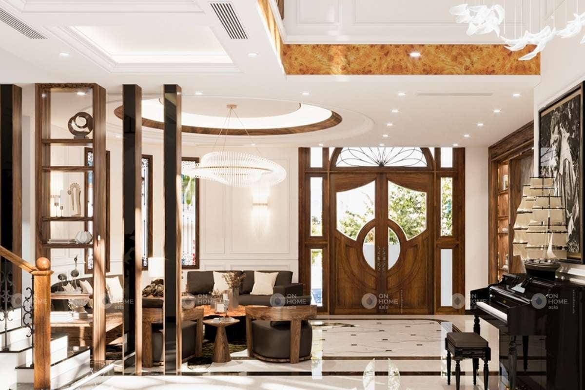 phong-khach-biet-thu-hien-dai-mau-22 (1)Thiết kế phòng khách biệt thự cần một diện tích khá lớn