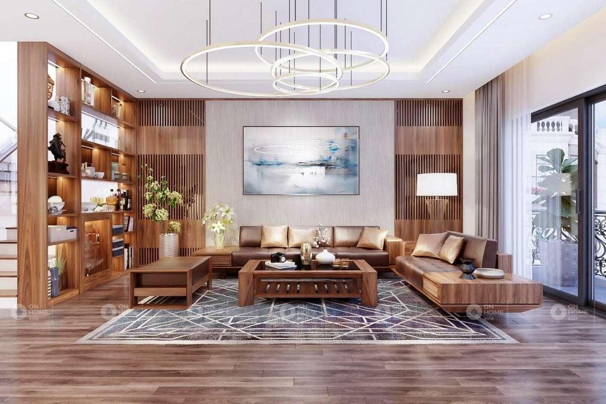 Nghiệm thu nội thất của On Home Asia