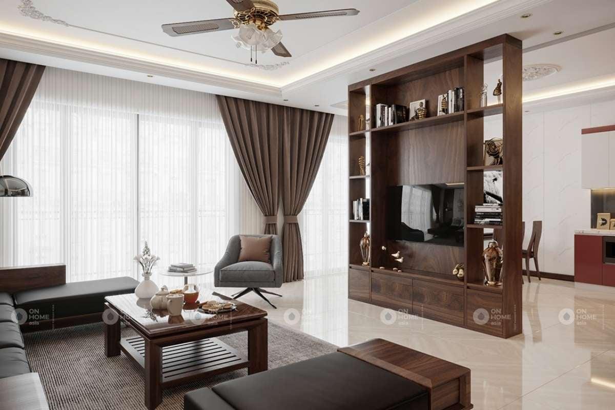 Một góc nội thất phòng khách