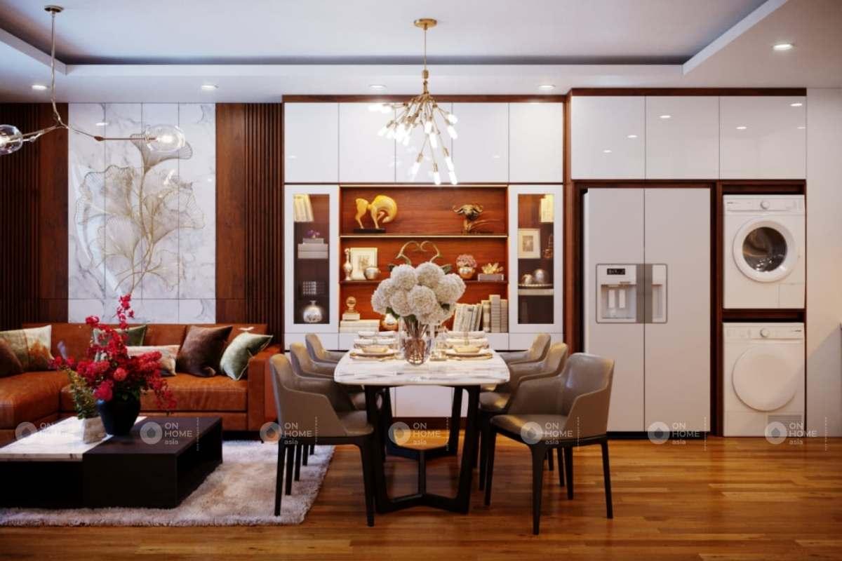 Lựa chọn nội thất căn hộ chung cư