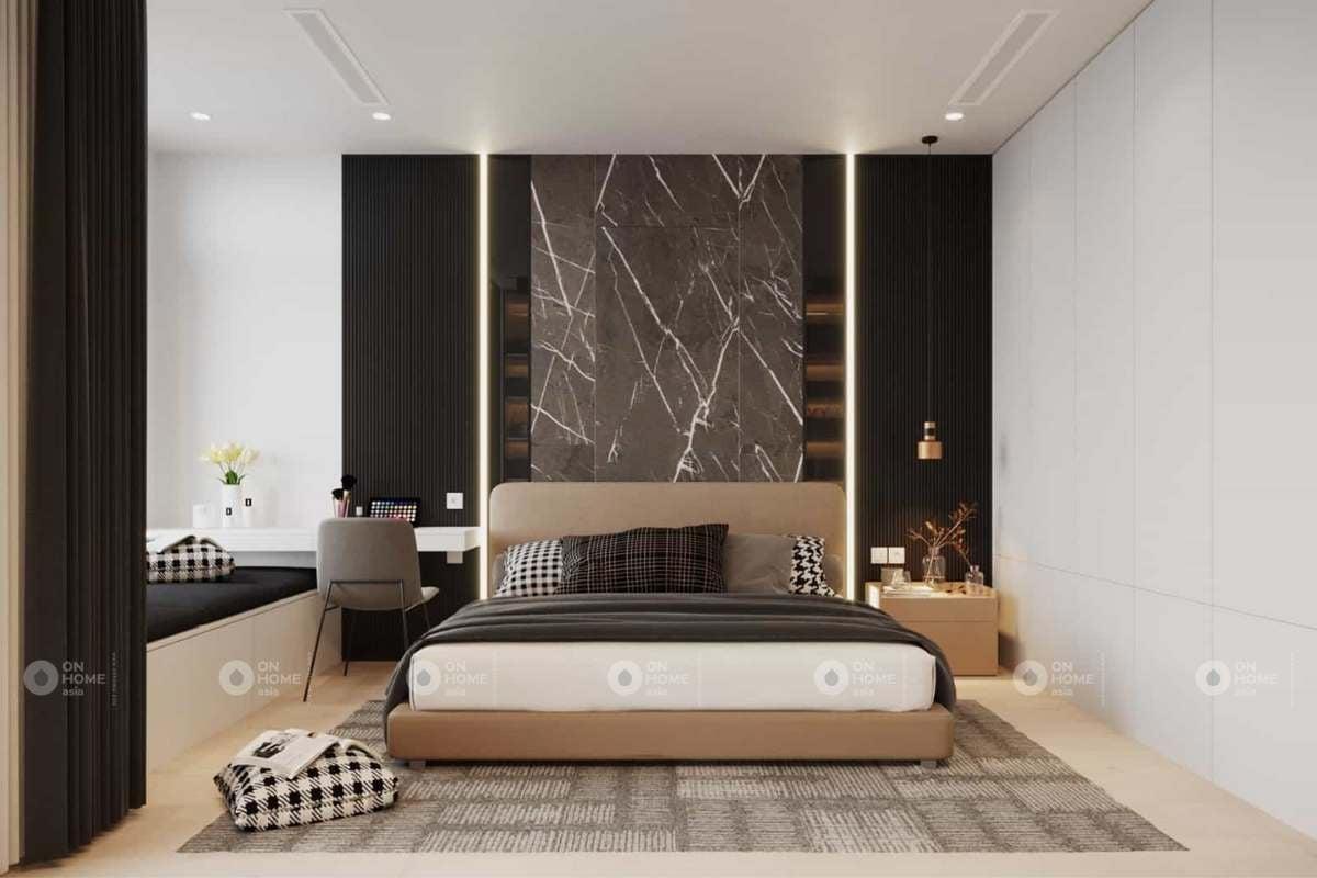 Không gian phòng ngủ hiện đại và tinh tế
