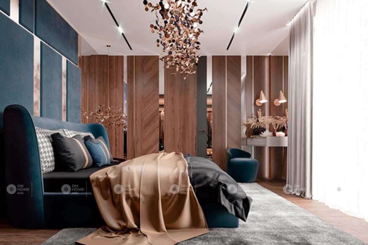 nội thất phòng ngủ chung cư 90m2