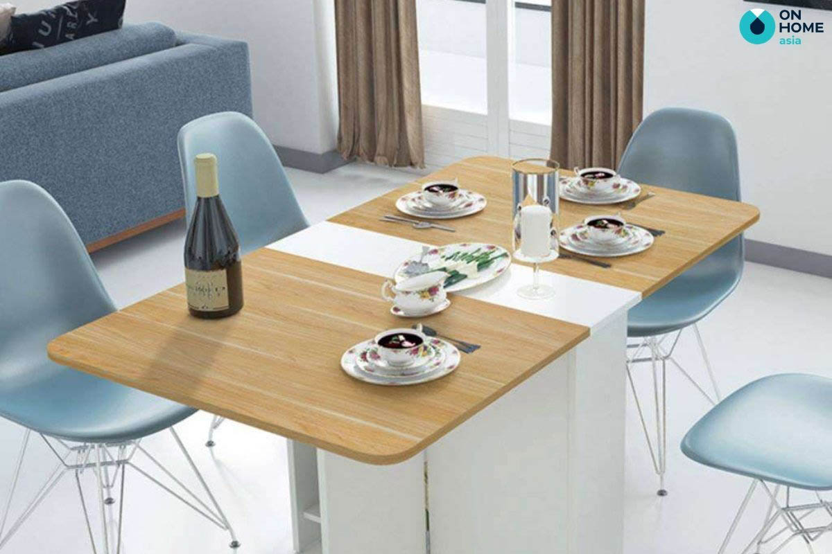 mẫu bàn ăn nhà bếp