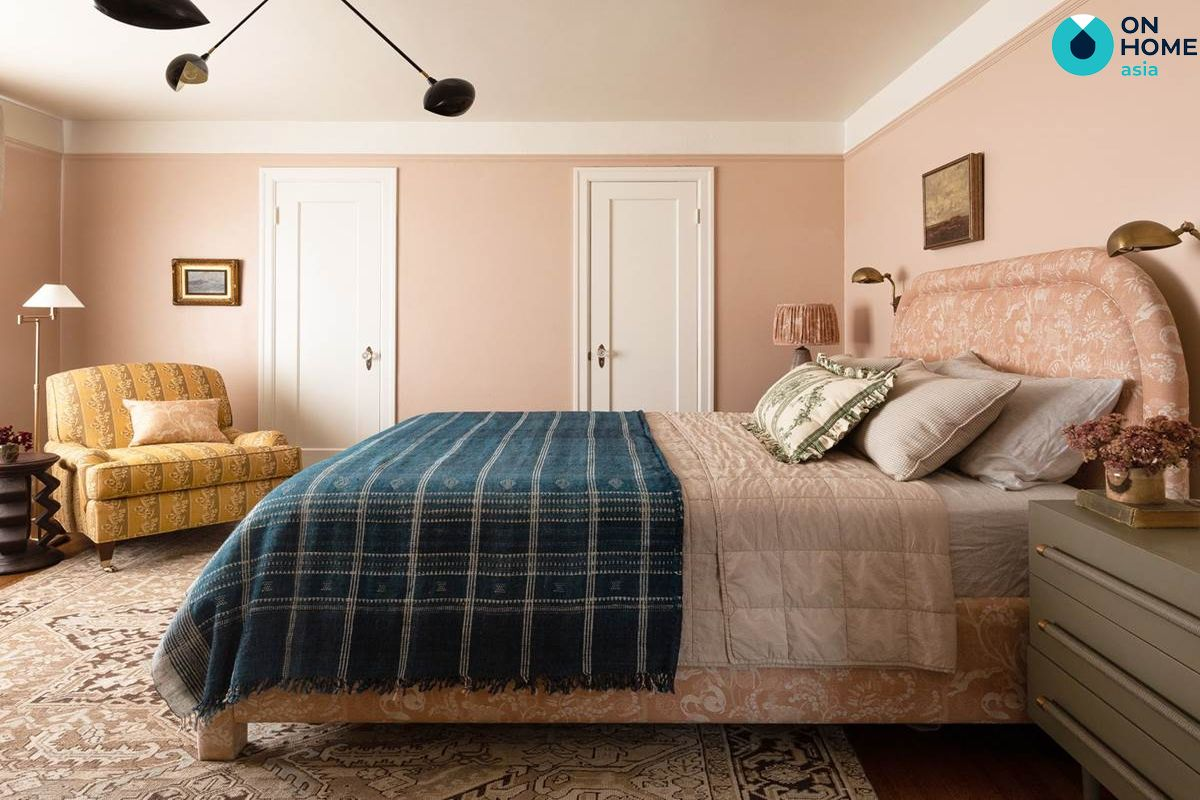Màu sắc phòng ngủ