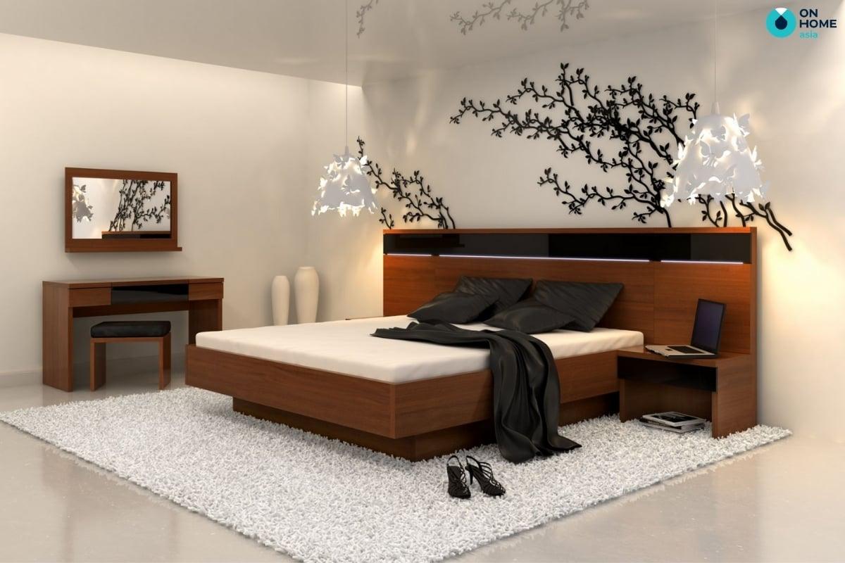 thảm phòng ngủ lớn