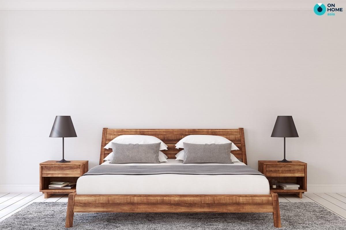 thảm trang trí phòng ngủ