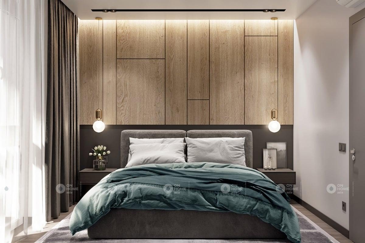 Nội thất phòng ngủ hiện đại và tiện nghi
