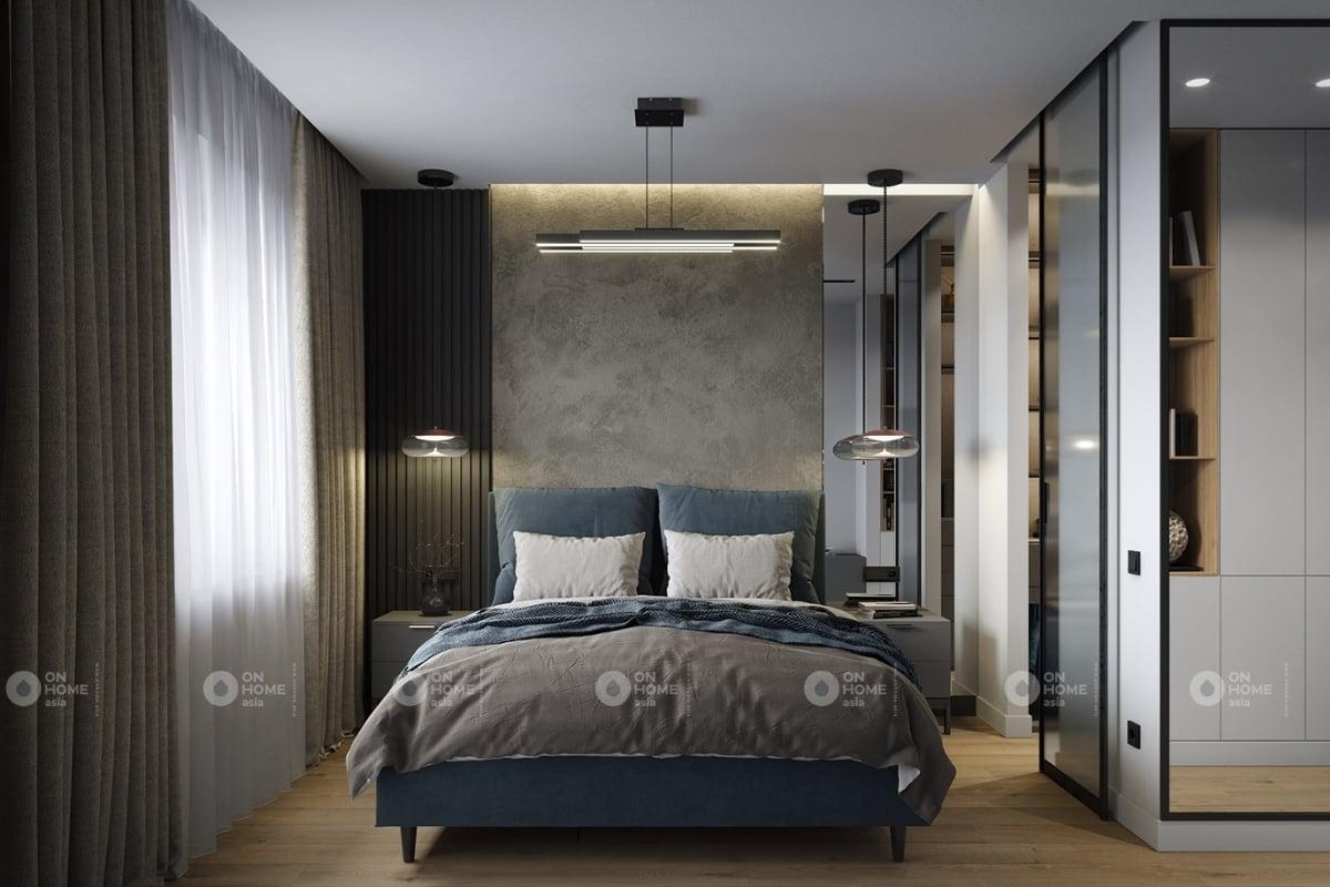 Nội thất phòng ngủ hiện đại và cá tính