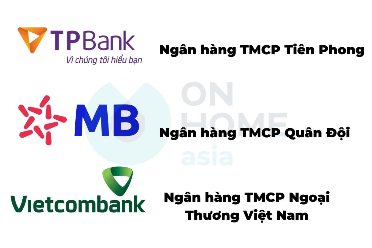 ngân hàng hỗ trợ  dự án Eco Xuân