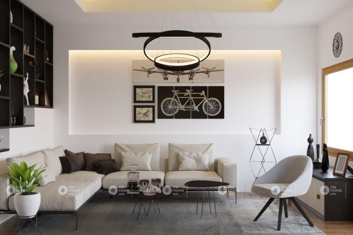 Yếu tố kiêng kỵ trong trang trí nội thất phòng khách
