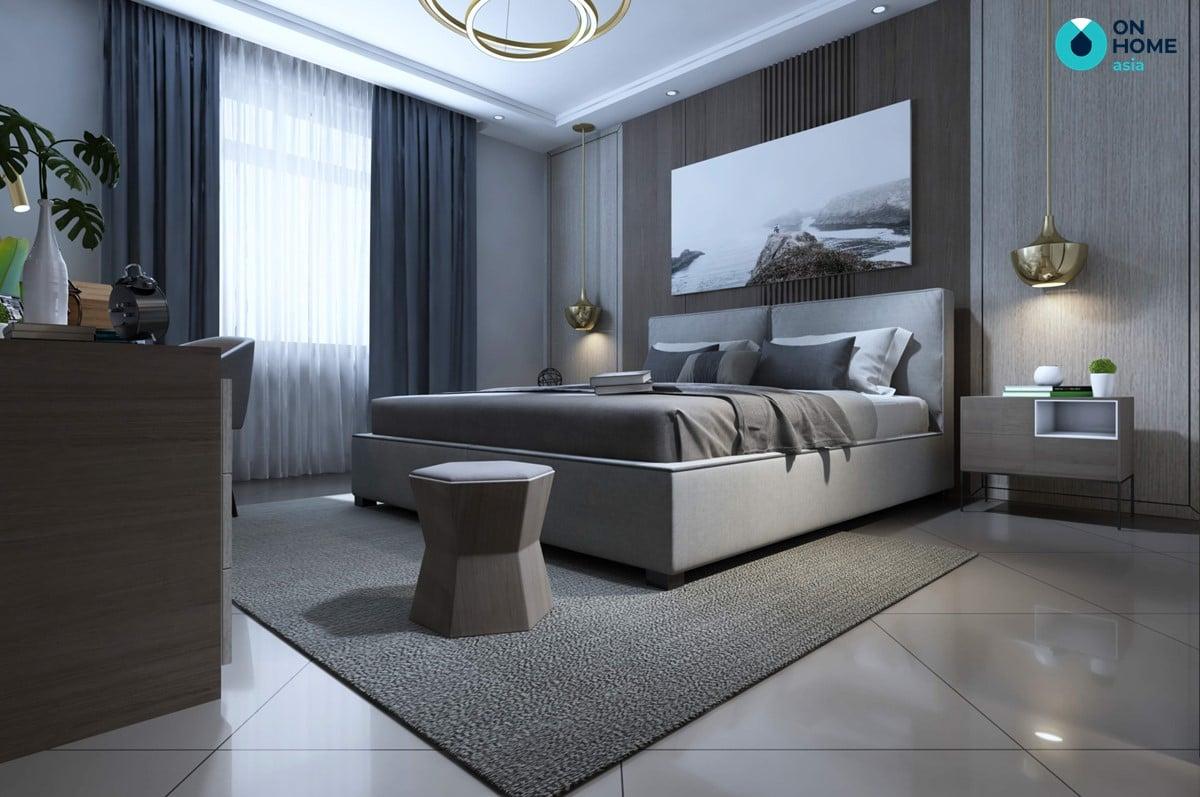 Nội thất phòng ngủ tinh tế