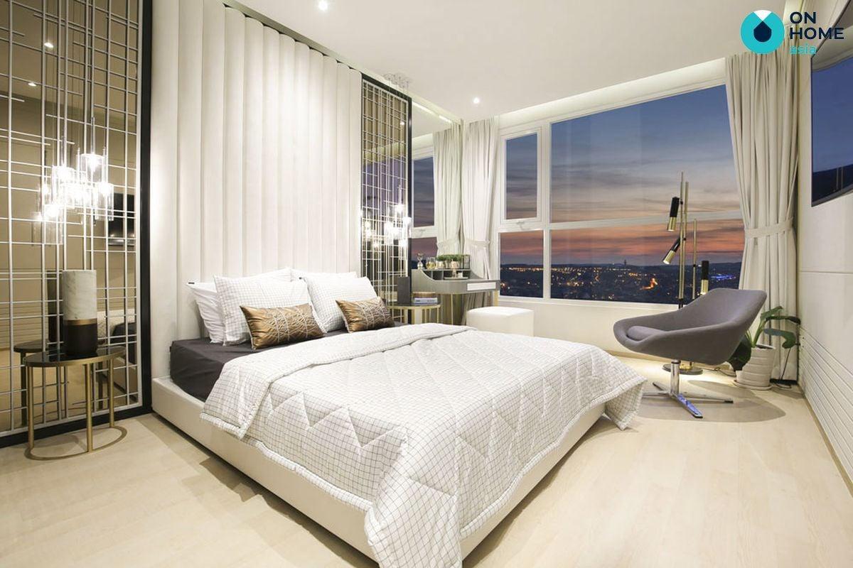 Astral City  nội thất phòng ngủ căn hộ 3 phòng ngủ