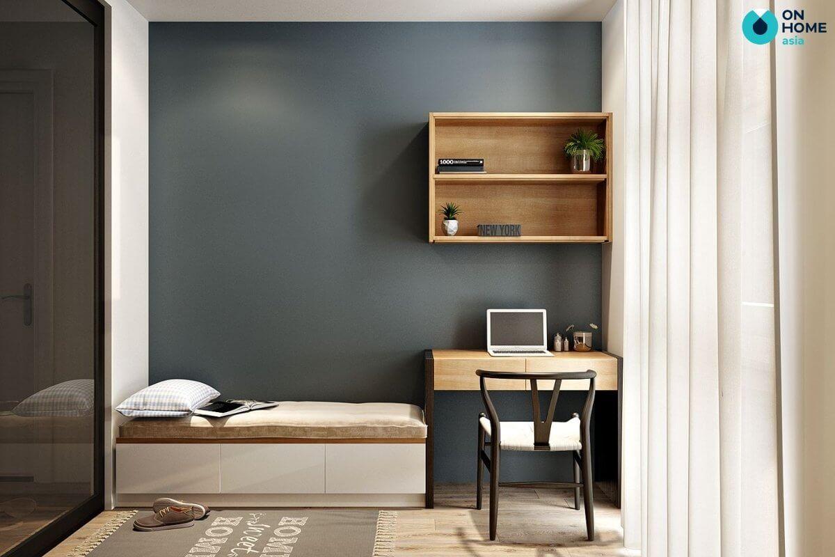nội thất thông minh cho phòng ngủ 20m2