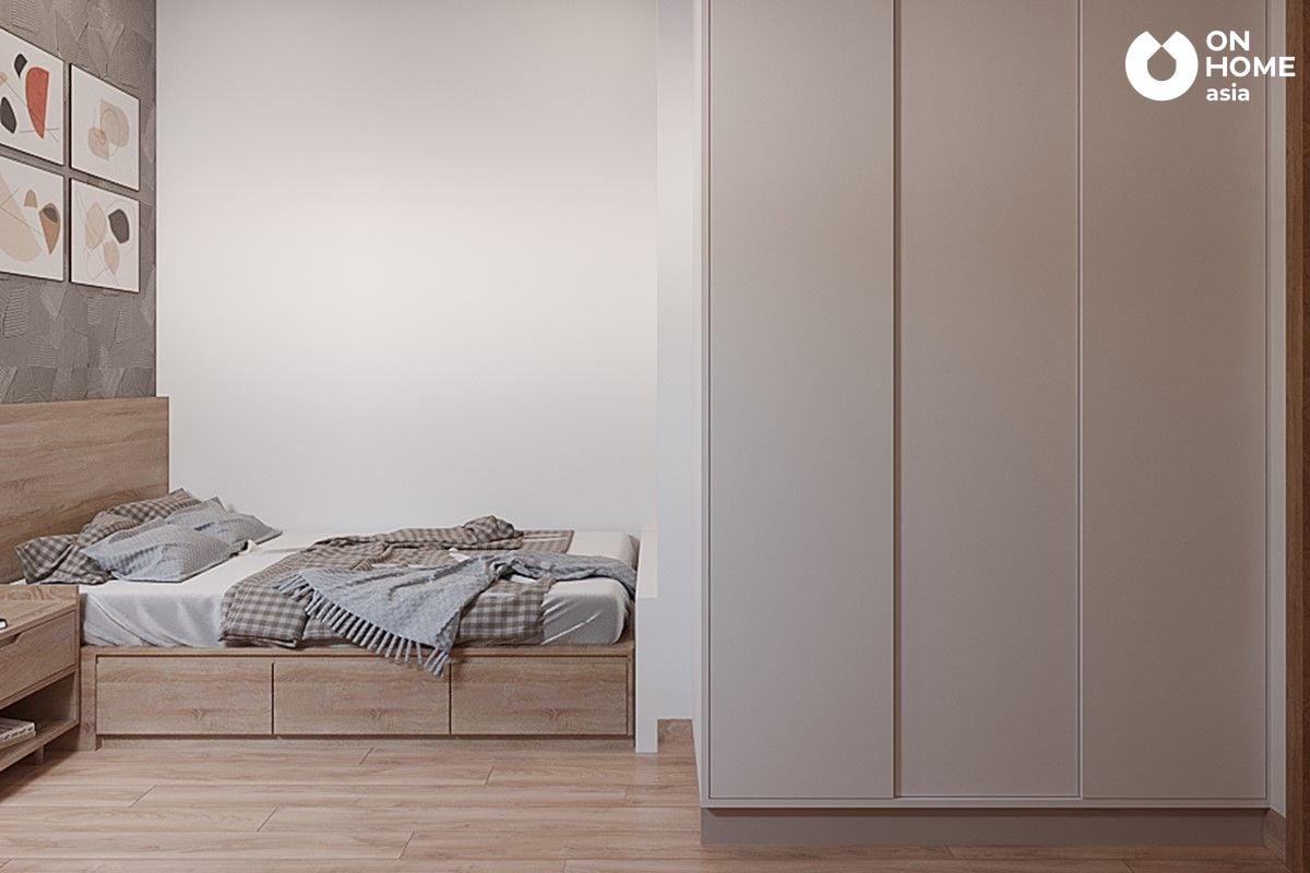 Phòng ngủ cho trẻ em căn hộ Habitat