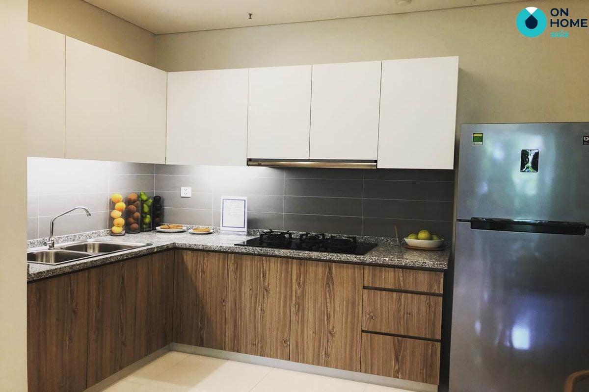 Nhà bếp căn hộ Habitat