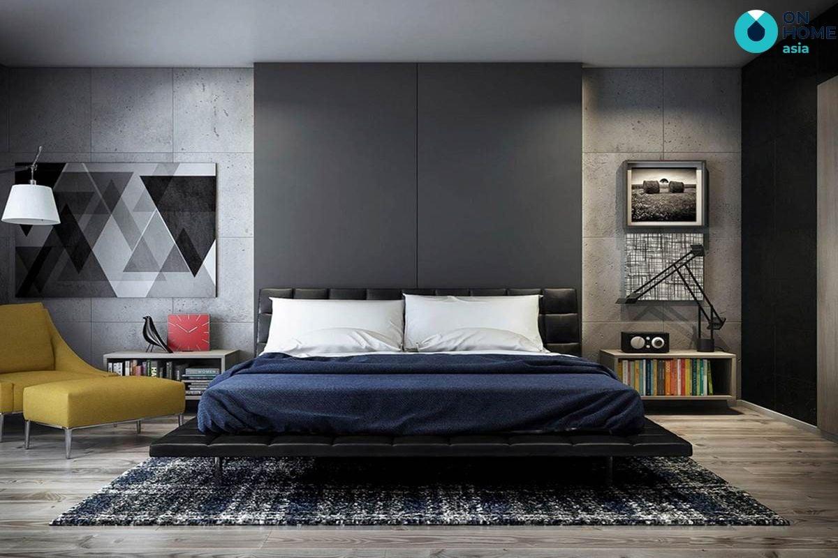 Phong cách phòng ngủ tinh tế