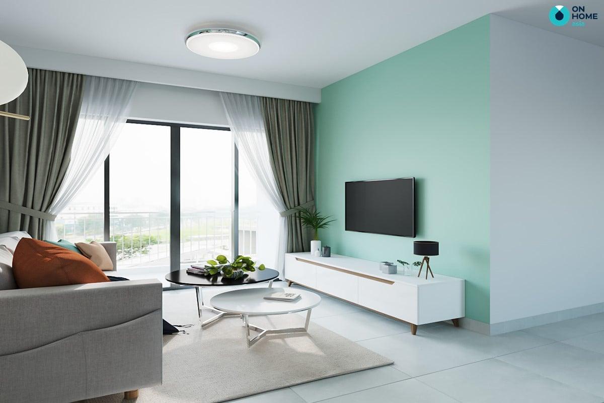 Nội thất Habitat 3 phòng ngủ