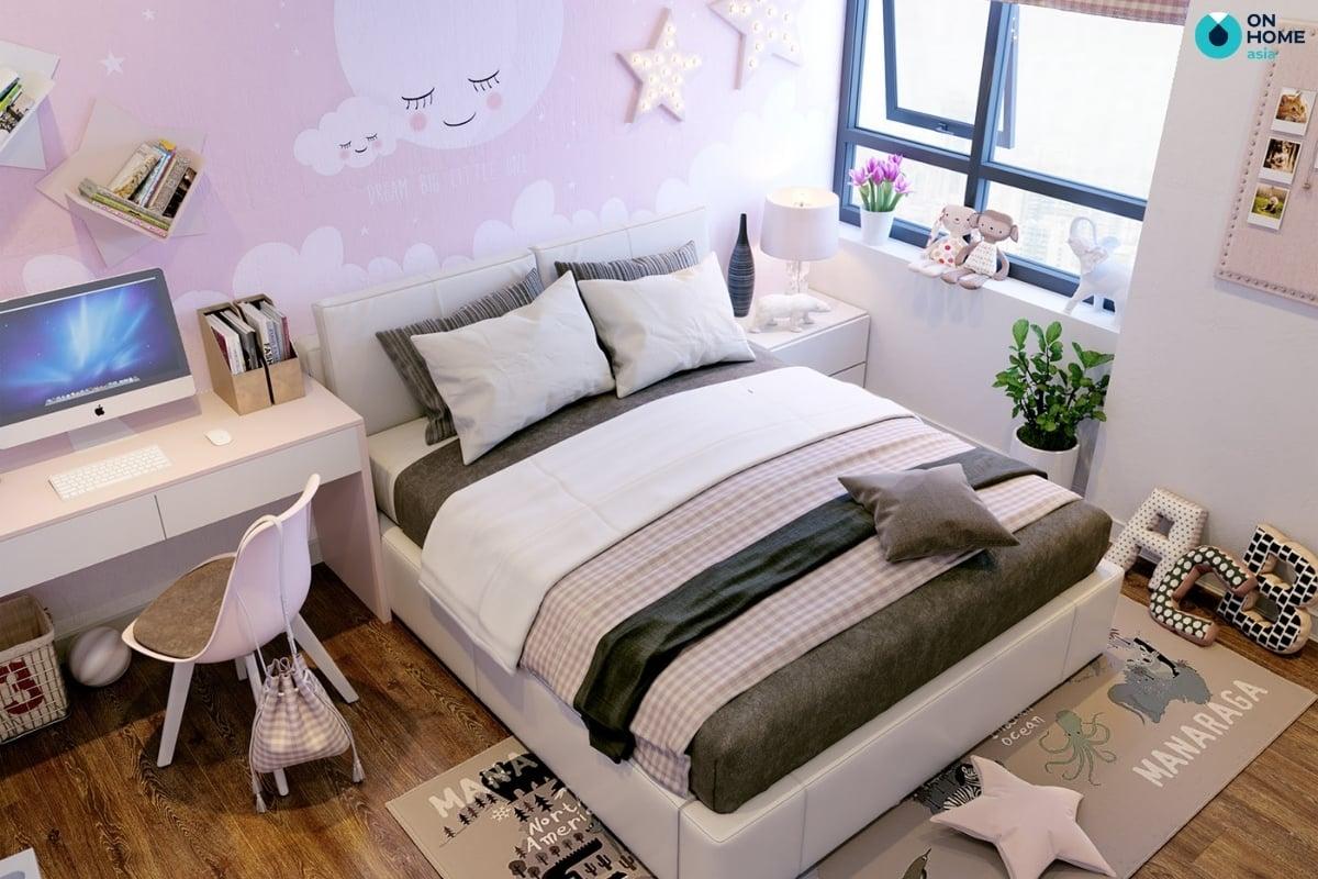 phòng ngủ trang trí sao đẹp
