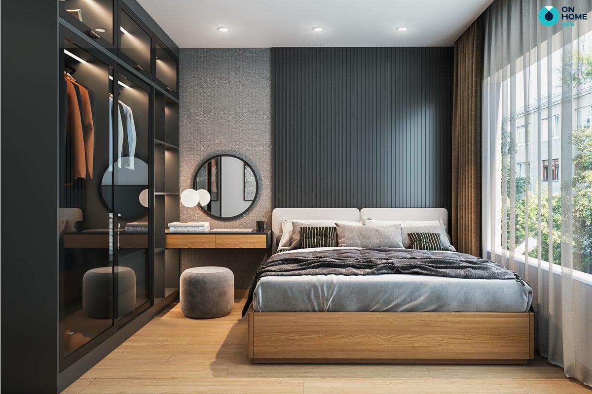 Nội thất phòng ngủ căn 2BRC - Mẫu 2