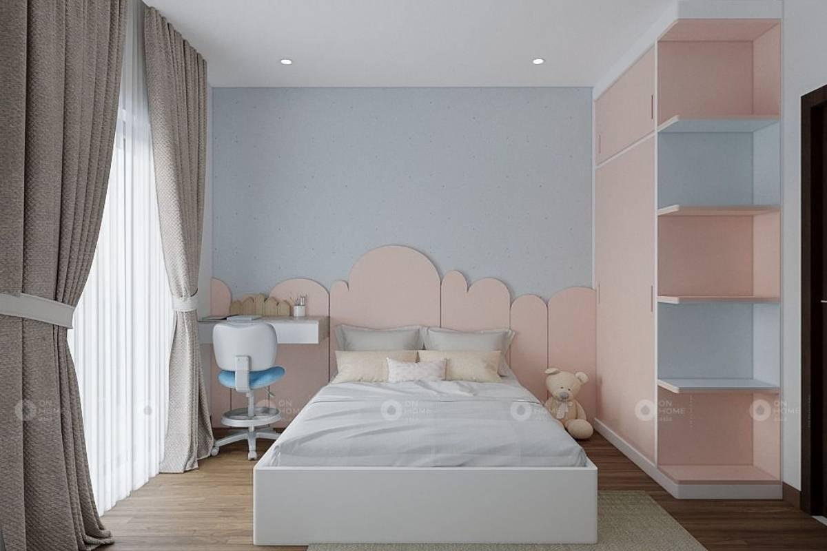 Nội thất Sora Gardens II căn hộ 2 phòng ngủ
