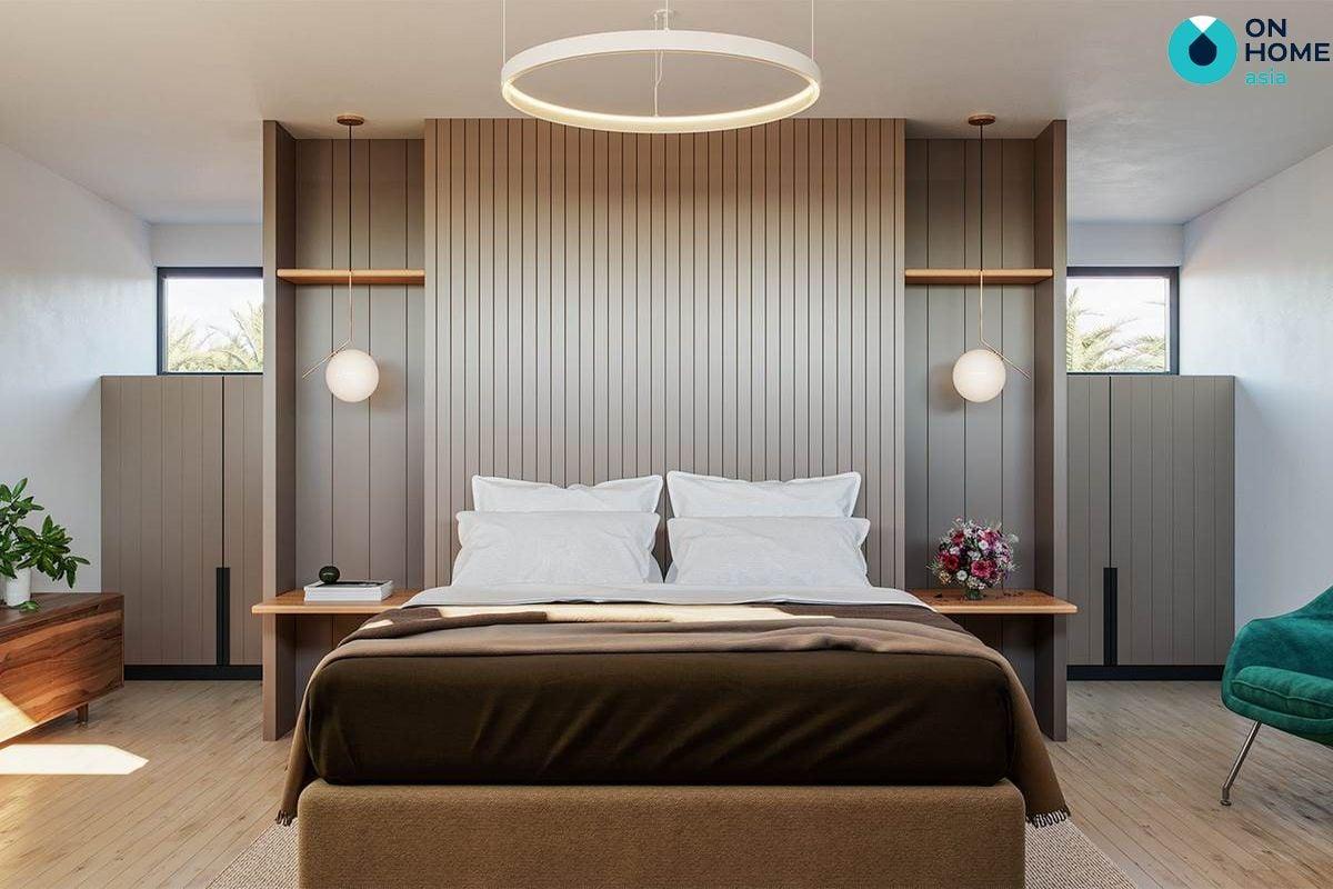 Phòng ngủ hiện đại tinh tế