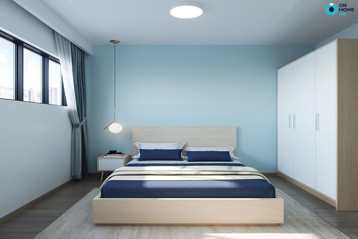 Phòng ngủ thường căn hộ Habitat