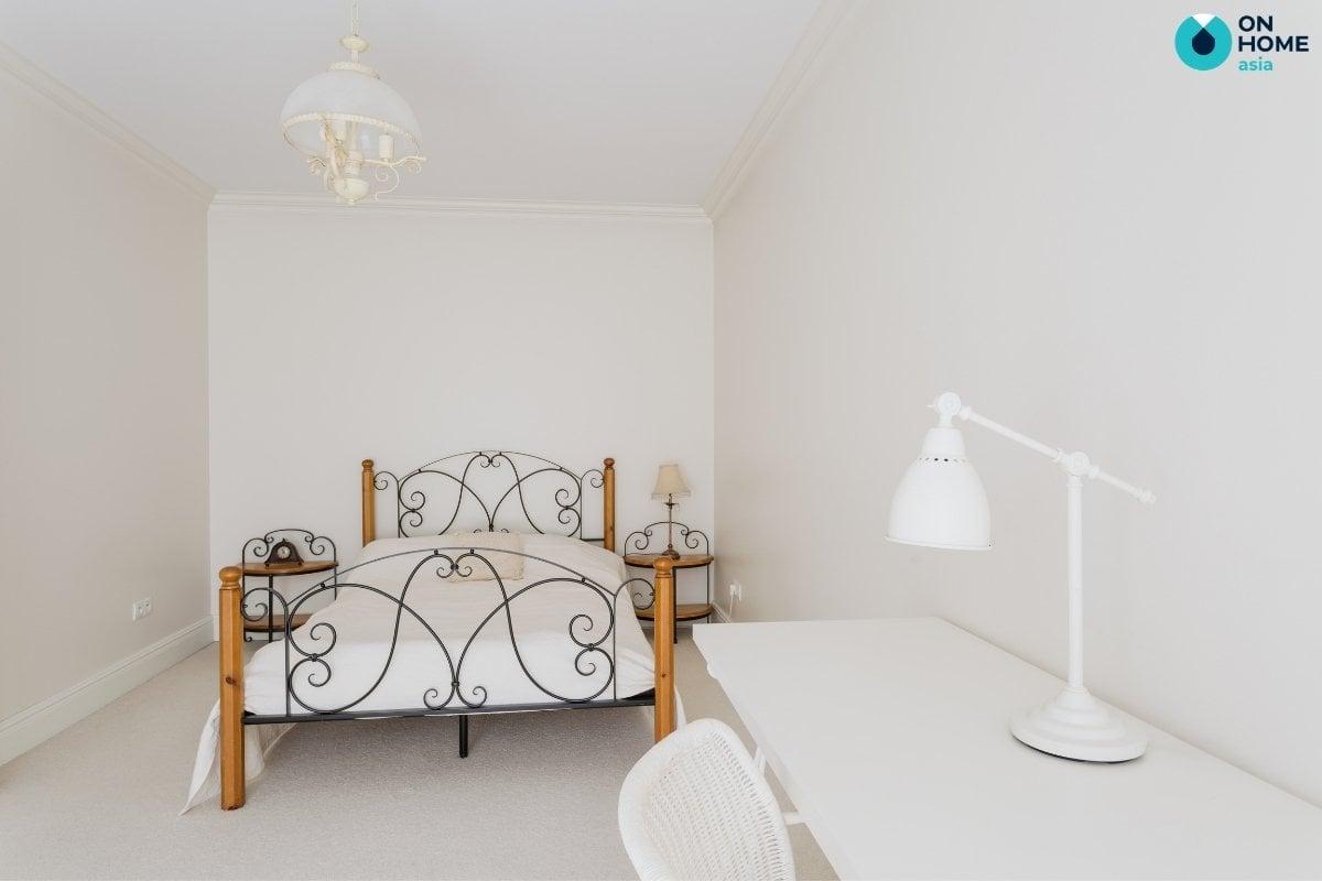 Phòng ngủ tối giản nội thất phong cách vintage