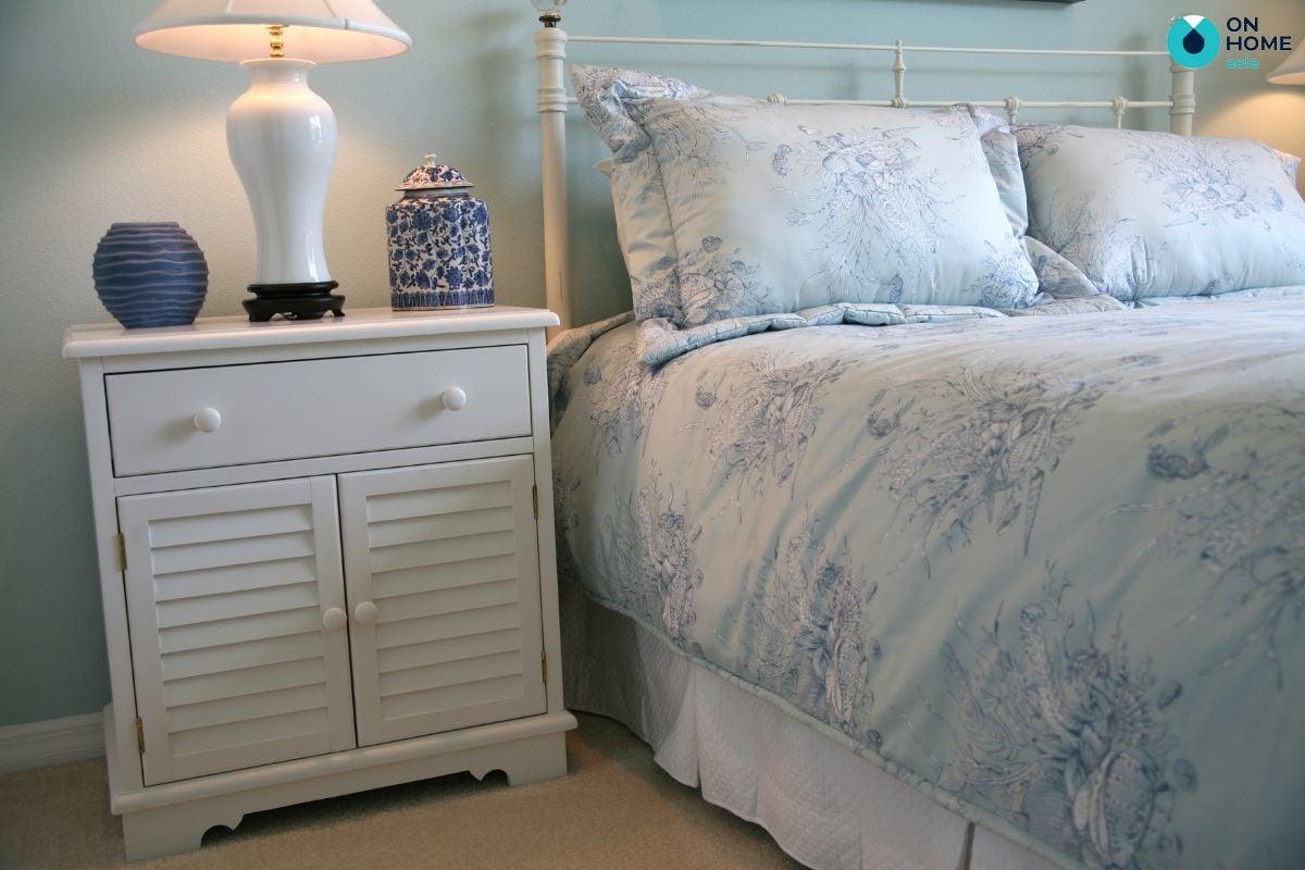 Các mẫu tab đầu giường dành cho phòng ngủ