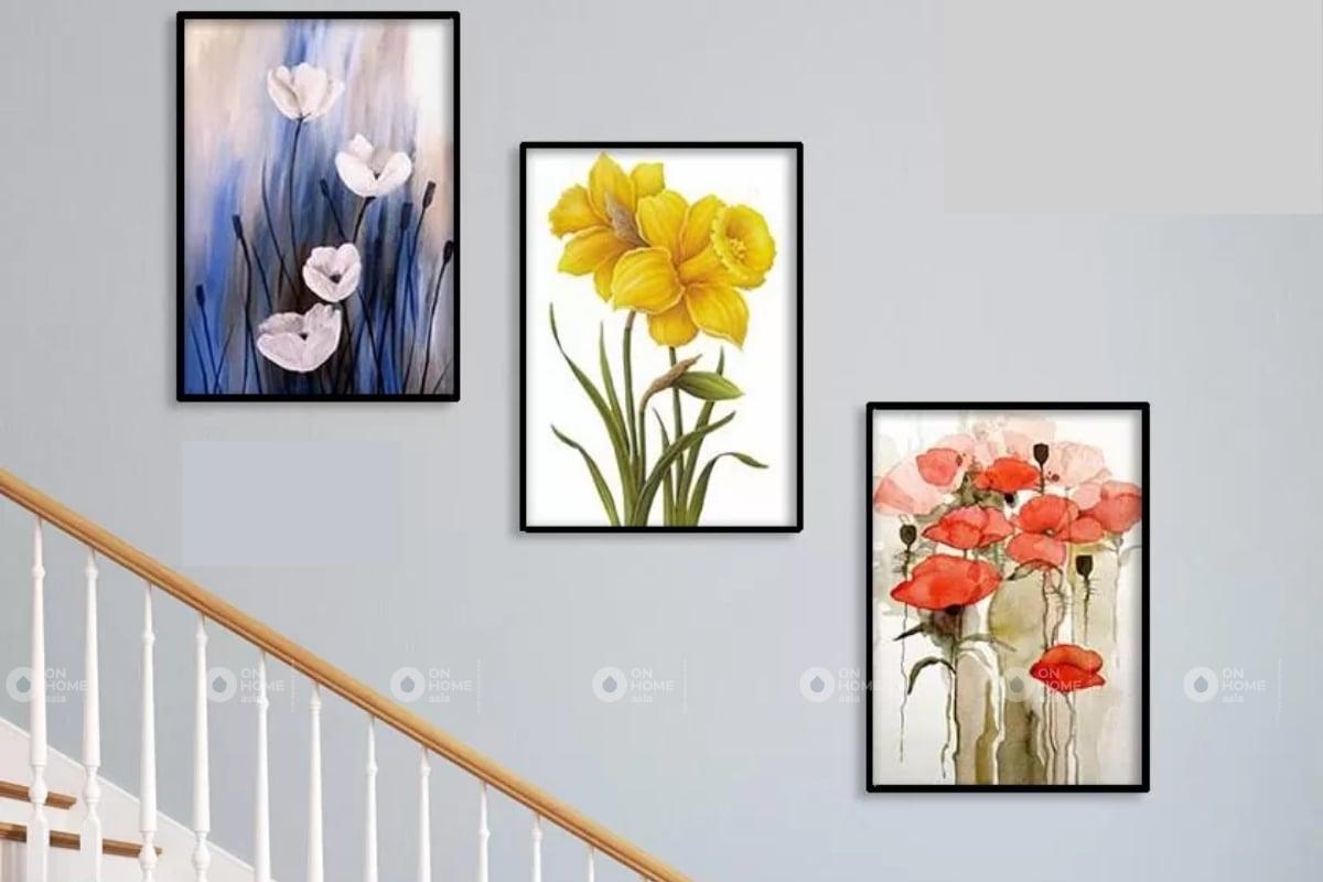 tranh treo cầu thang đẹp (2)