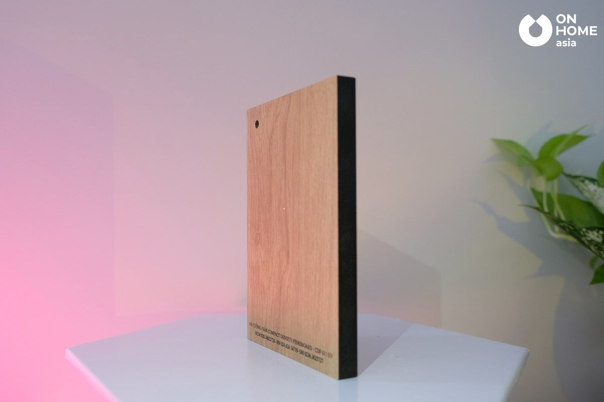 Ván compact density fibreboard