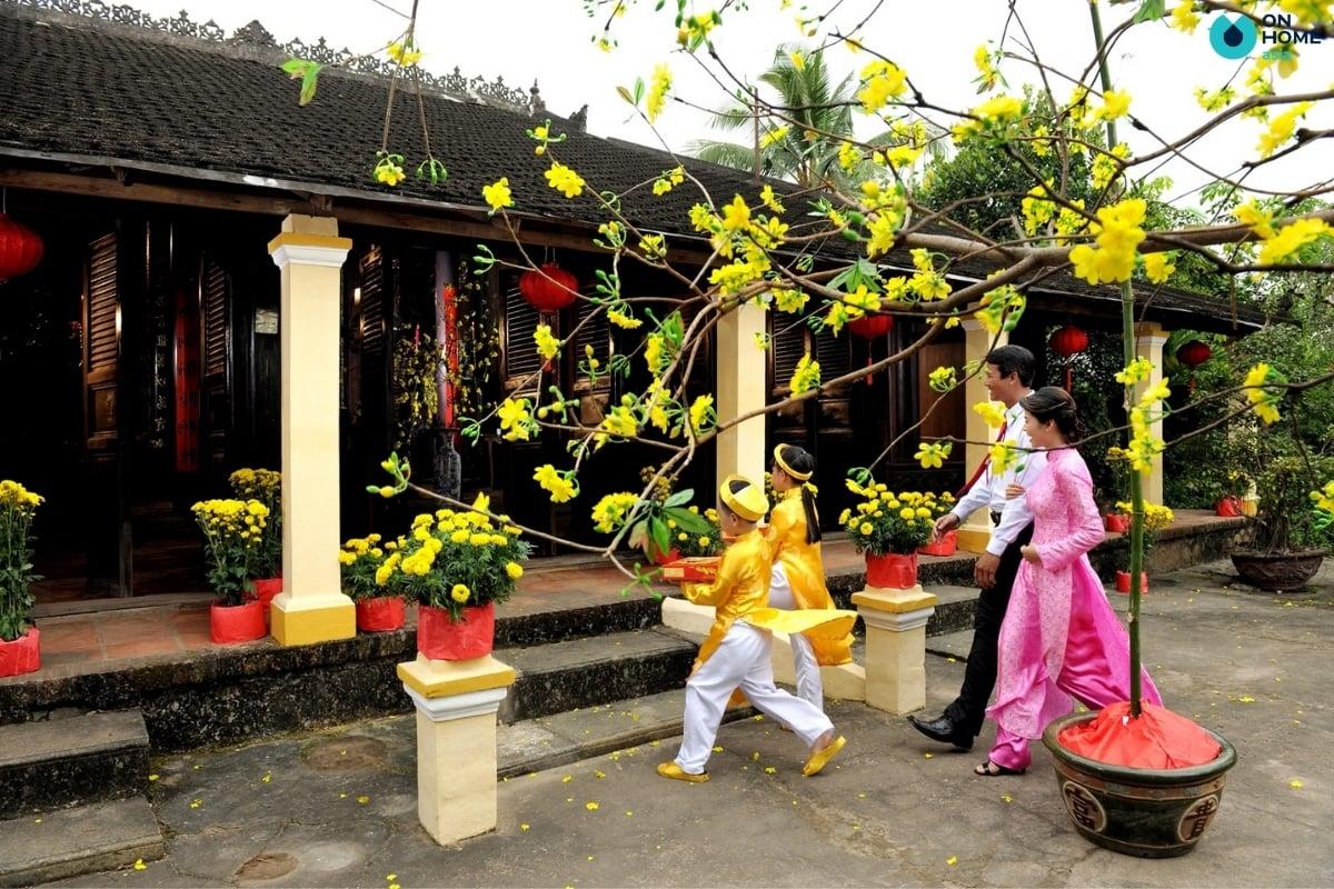 Xông đất là nét đẹp văn hóa lâu đời của người dân Việt Nam