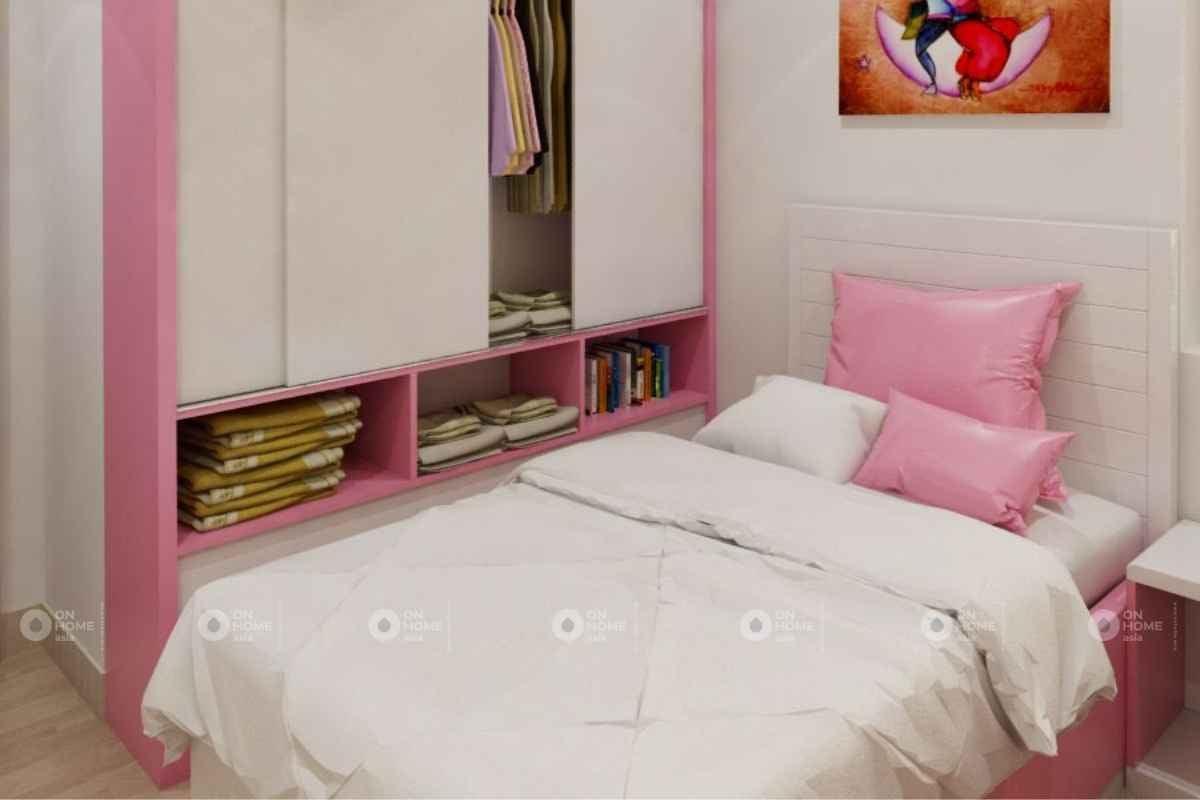 Ý nghĩa của phòng ngủ màu hồng