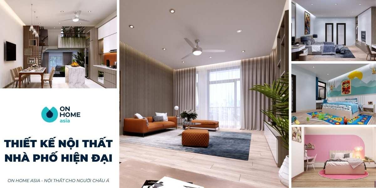 10+ thiết kế nội thất nhà phố hiện đại đang dẫn đầu xu hướng hiện nay