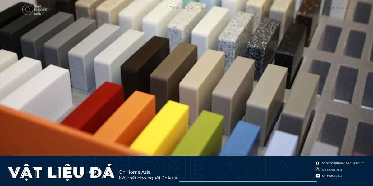 Vật liệu đá - Ưu nhược điểm và ứng dụng thực tế trong nội thất