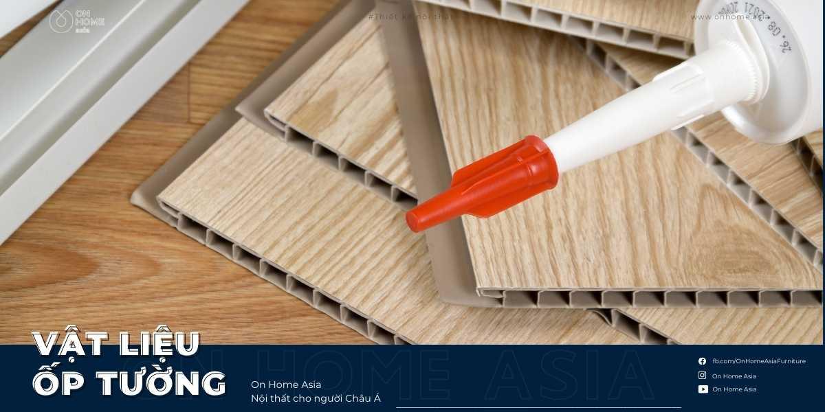Top 7 vật liệu ốp tường gia chủ cần biết khi xây nhà và làm nội thất