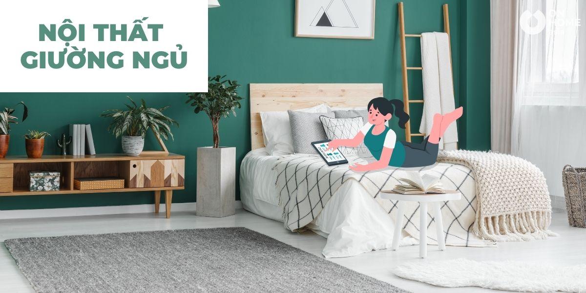 Những điều cần biết trước khi mua nội thất giường ngủ