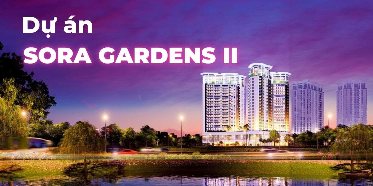 Sora Gardens II - Nội thất căn hộ sang trọng, đẳng cấp tại Bình Dương