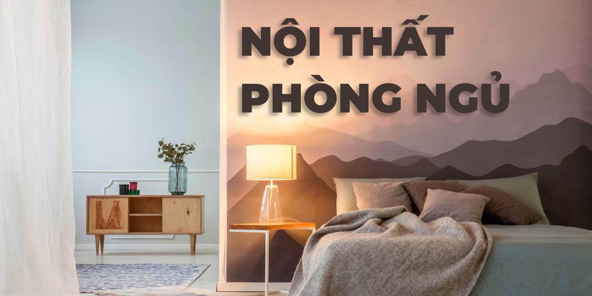 Những ý tưởng thiết kế nội thất phòng ngủ đẹp trên từng xen-ti-mét