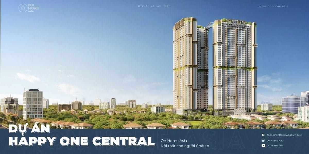 Happy One Central | Giá bán và tiến độ【05/2021】 Nội thất cao cấp