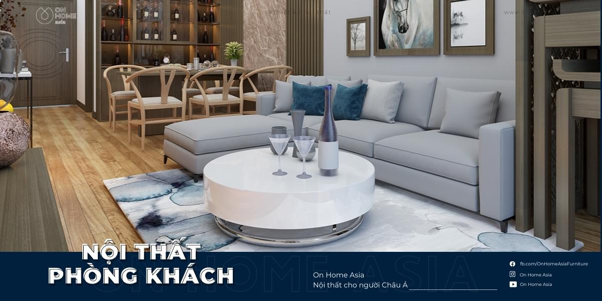 Nội thất phòng khách | Tổng hợp 40+ phòng khách đẹp dẫn đầu xu hướng