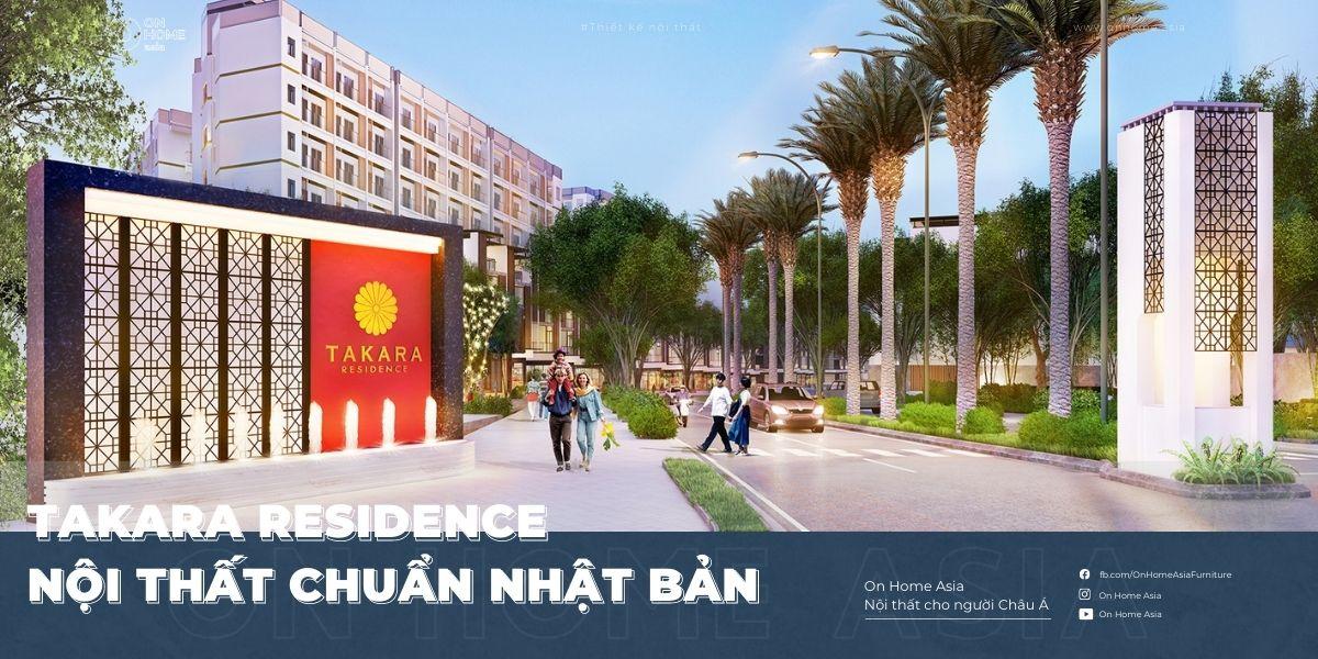 Takara Residence | Cập nhật tiến độ 03/2021| Nội thất chuẩn Nhật Bản